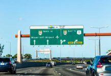 Hyrbilstips Florida: Betalvägar, toll roads.