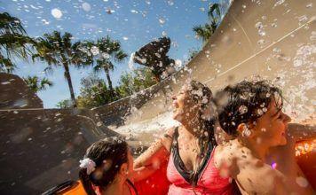Disneys vattenpark Typhoon Lagoon i Orlando
