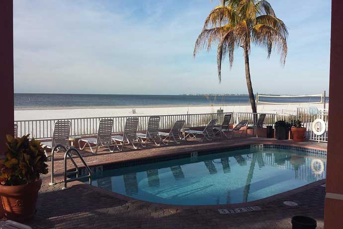 Favorithotell Fort Myers. Edison Beach House Hotel Fort Myers