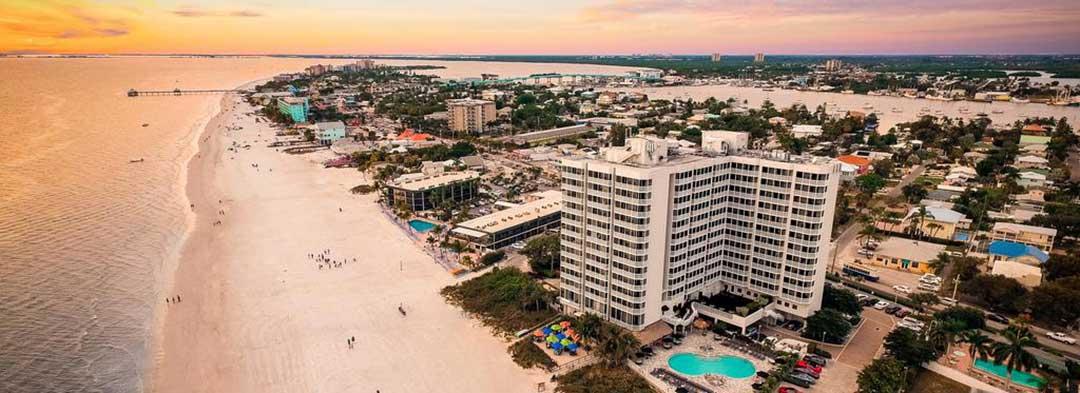 Favorithotell Fort Myers. Hotell i Fort Myers och Sanibel