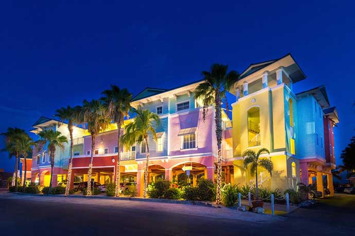 Favorithotell Fort Myers. Lighthouse Resort Inn and Suites Hotel