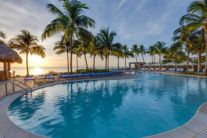 Favorithotell Fort Myers. South Seas Island Resort Hotel