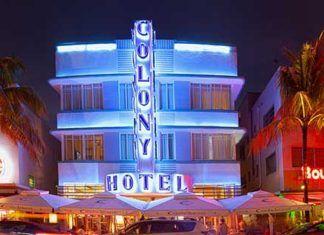 Bäst hotell Miami Beach. Favorithotell Miami Beach