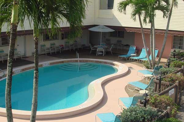 Favorithotell Fort Myers. Beach Shell Inn Hotel
