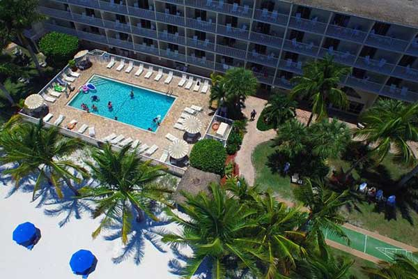 Favorithotell Fort Myers. Best Western Plus Resort Hotel