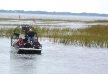 Boggy Creek Airboat rides, Orlando
