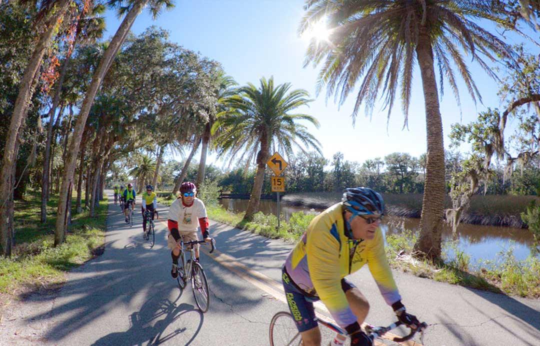 Cykla i Florida