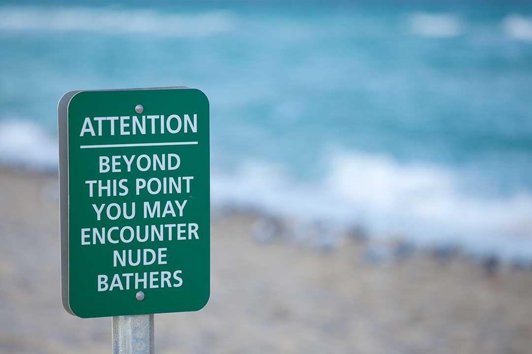 Floridas nudistparadis