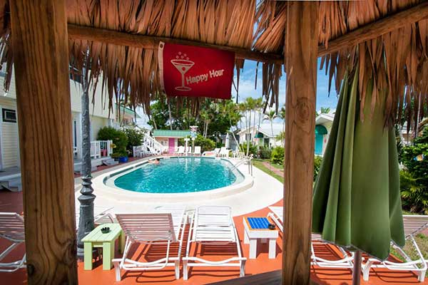 Favorithotell Fort Myers. Silver Sands Villas Hotel