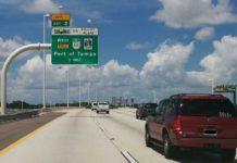 Jämför avtal tullvägar Florida, hyrbil, Sunpass, toll by plate.