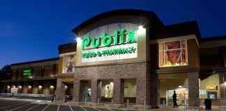 Super markets i Florida, Publix.