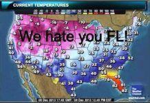 Vädret Florida