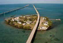 Pigeon Key. 12 bilutflykter i Florida