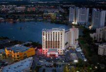 Budgethotell Orlando, Ramada Plaza Orlando