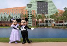 Disneys hotell, Swan and Dolphin
